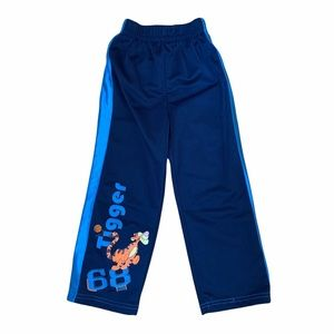 3/$15 Disney Blue Track Pants with Tigger Toddler Size 3X